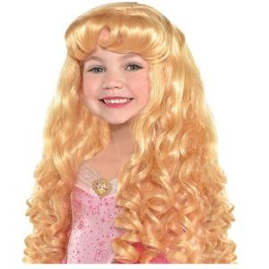Aurora Wig - Sleeping Beauty